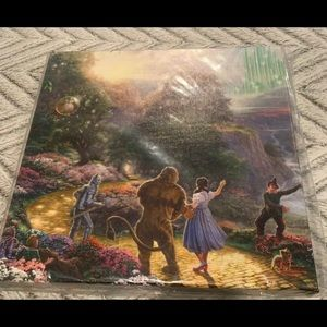 The Wizard of Oz canvas